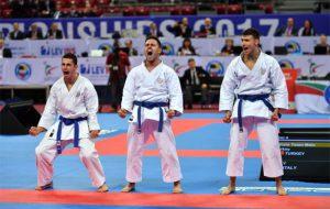 Karate: Brindisi sul tetto d'Europa al 44^ European Championship