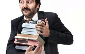 Teatri a Vapore: Vittorio Continelli apre la nuova rassegna