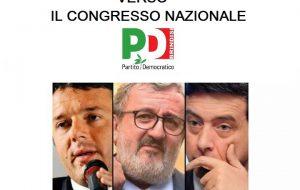 Sabato 1 Aprile la convenzione cittadina per la Segreteria del Partito Democratico