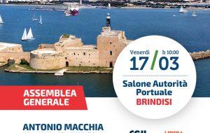 Brindisi, l'aria che si respira: venerdì 17 Susanna Camusso a Brindisi
