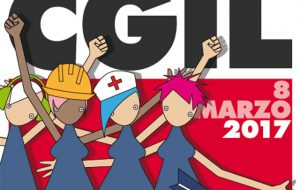 8 Marzo: l'impegno della CGIL