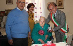 Grande festa per i 100 anni di Nonna Nunziata