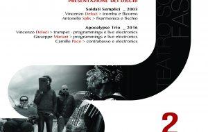 Domenica 2 al Teatro Sociale Vincenzo Deluci Apocalypse Trio feat. Antonello Salis