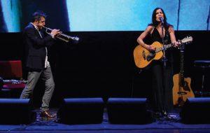 Paola Turci e Paolo Fresu il 10 marzo insieme sul palco del Kennedy a Fasano