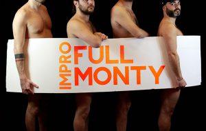 """8 Marzo: il Susumaniello ospita """"Impro Full Monty"""", incasso devoluto all'Associazione """"Cuore di Donna"""""""