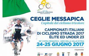 Ceglie Messapica prepara i campionati italiani di ciclismo su strada del 24 e 25 Giugno