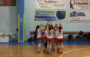 Ennesima vittoria del Mesagne Volley: e sono 22!