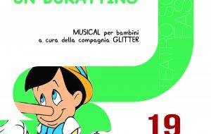 """Domenica 19 appuntamento con """"Un burattino"""" al Teatro Sociale di Fasano"""