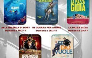 Ceglie Smart Cinema: dal 19 Marzo il cinema ritorna a Ceglie Messapica