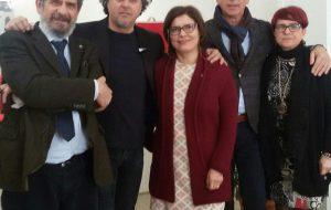 SPI Cgil rinnova la Segreteria provinciale: al fianco di Michela Almiento, Angelo Colelli e Giuseppe De Girolamo