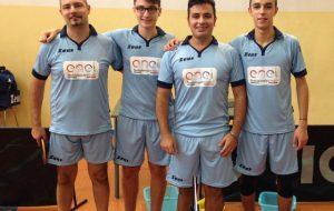 TennisTavolo Brindisi: vittoria in C/1 e sconfitte in D/1 e D/2