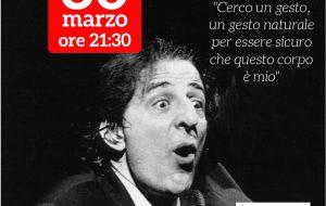 """Musica in scena: giovedì al Susumaniello """"Vorrei essere libero"""" dedicato a Giorgio Gaber"""