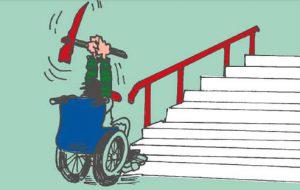 Il Comune di Brindisi condannato a garantire a disabile alloggio conforme alle norme antibarriere
