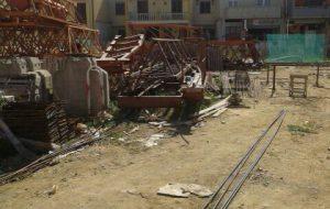 Controlli sui cantieri: presunte irregolarità in un cantiere del quartiere Cappuccini