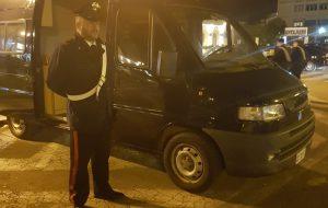 Controlli notturni dei Carabinieri: due denunce e tre segnalazioni