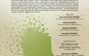 Comportamento alimentare e strategie di marketing: se ne parla a Brindisi domenica 26
