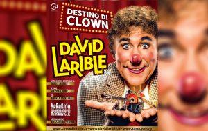 """Domani """"Destino di Clown"""" al Teatro Kennedy di Fasano"""
