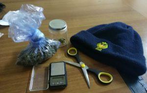 Trovato con 32 grammi di marijuana: arrestato pusher ostunese