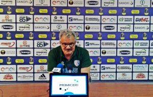 """Sacchetti presenta la partita con Milano: """"sfidiamo i più forti, dobbiamo limitare la loro transizione offensiva"""""""