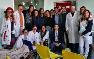 Il Leo Club Mesagne dona pandori e colombe ai piccoli degenti del reparto di Pediatria del Perrino