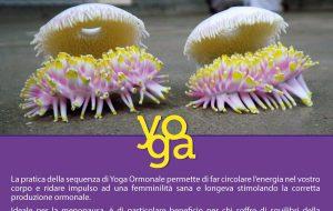Domenica 26 a Brindisi mini corso di Yoga ormonale
