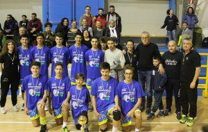 Under 16 Maschile: la Scuola Pallavolo San Vito è campione provinciale