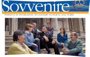 """""""Sovvenire"""" la Diocesi di Brindisi: giovedì incontro sull'8 per mille alla Chiesa Cattolica"""
