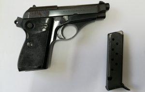 Sparatoria in piazza a Ceglie: ritrovata l'arma del delitto