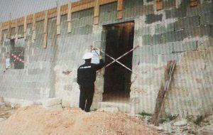 Blitz antiabusivismo della PM di Brindisi: sequestrata villetta in costruzione nei pressi delle spiagge di Apani