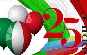 Il 25 Aprile si celebra anche a Brindisi il 72° Anniversario della Liberazione