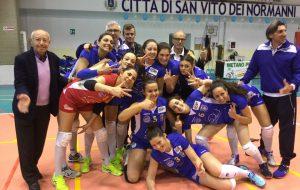 La BGM Brindisi/San Vito vince contro Cisterna e raggiunge i playoff