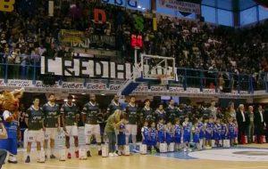 Brindisi batte i campioni d'Italia dell'EA 7 Milano e continua a credere nei playoff
