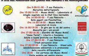 """Domenica 9 a Ceglie la prima edizione della """"Domenica Sostenibile"""