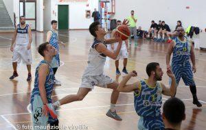Inarrestabile Dinamo: superato anche il Basket Lucera