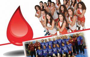 Domani donazione serale con Avis e Mesagne Volley