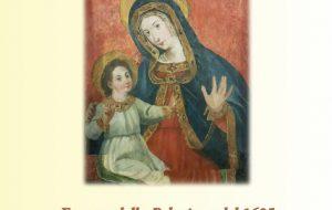 """Si presenta il volume """"Estratto della Relazione del 1605 di Daniele Geofilo Piccigallo sul ritrovamento della Sacra Icona di S. Maria Mater Domini"""""""
