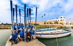 I vogatori Rémuri di Brindisi al Trofeo della Magna Grecia con una squadra mista