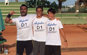 Serie B e D1: il CT Brindisi perde in casa contro l'Alba. Pronta la trasferta di Otranto