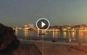 Un'intera giornata nel porto a Brindisi. Lo splendido timelaps di Dario Sorrenti