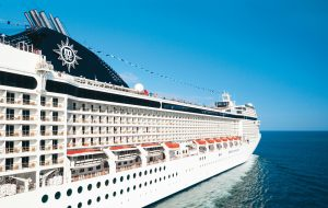 La MSC conferma l'interesse per il porto di Brindisi anche per il 2019