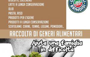 Forza Italia organizza una raccolta alimentare per le famiglie bisognose