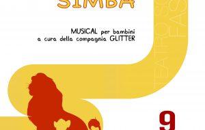 Simba, il musical  del Re Leone in scena domenica 9 al Teatro Sociale di Fasano