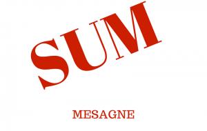 Un Concorso di Idee per la realizzazione del logo di SUM – Sistema Urbano Museale di Mesagne