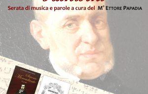 Saverio Mercadante e dintorni. Serata di musica e parole a cura del  M° Ettore Papadia