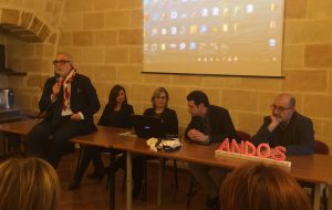 Grande interesse per il primo convegno del Comitato A.N.D.O.S. di Brindisi