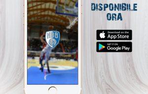 Disponibile da oggi l'app ufficiale dell'Enel Basket Brindisi