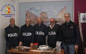 Sequestrati a Mesagne 3,2 Kg di hashish e 675 grammi di marijuana: arrestato spacciatore