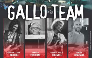 "Il progetto rock ""GalloTeam"" al Lab Creation di Mesagne per Soul Sound"