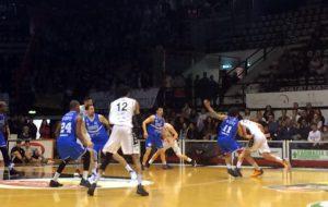 L'Enel Brindisi perde anche a Caserta: playoff sempre più in bilico