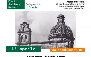Settimana Santa a Francavilla: visite guidate del FAI alla Chiesa di San Sebastiano
